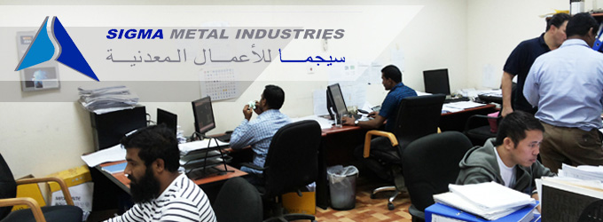 Image result for Sigma Metals, Qatar